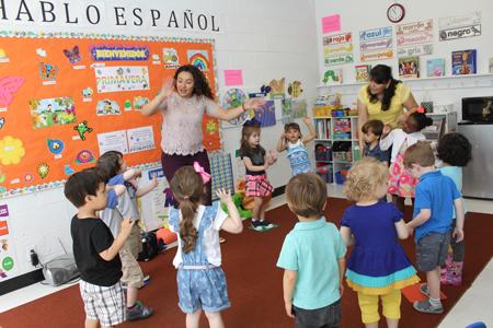 toddler language classes long island